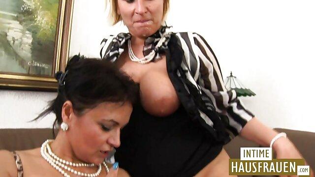 Enculada y corrida cojiendo a la mama