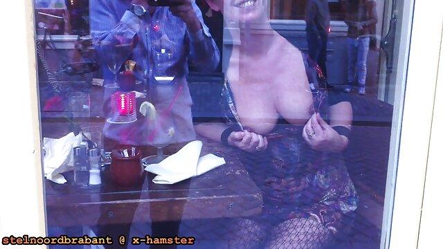 Puta cojiendo con papa y mama rusa pelirroja tiene follada anal con un vecino